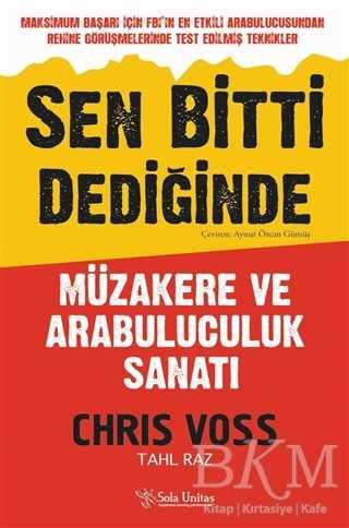 Sen Bitti Dediğinde (Chris Voss) Kitap Özeti